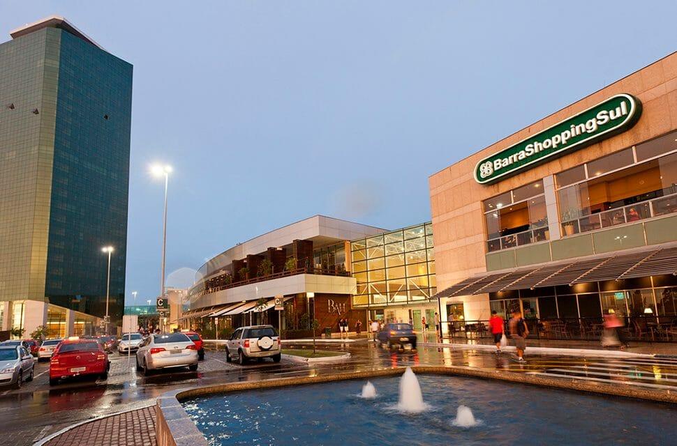 Imagem ilustrativa do Barra Shopping Sul, em Porto Alegre