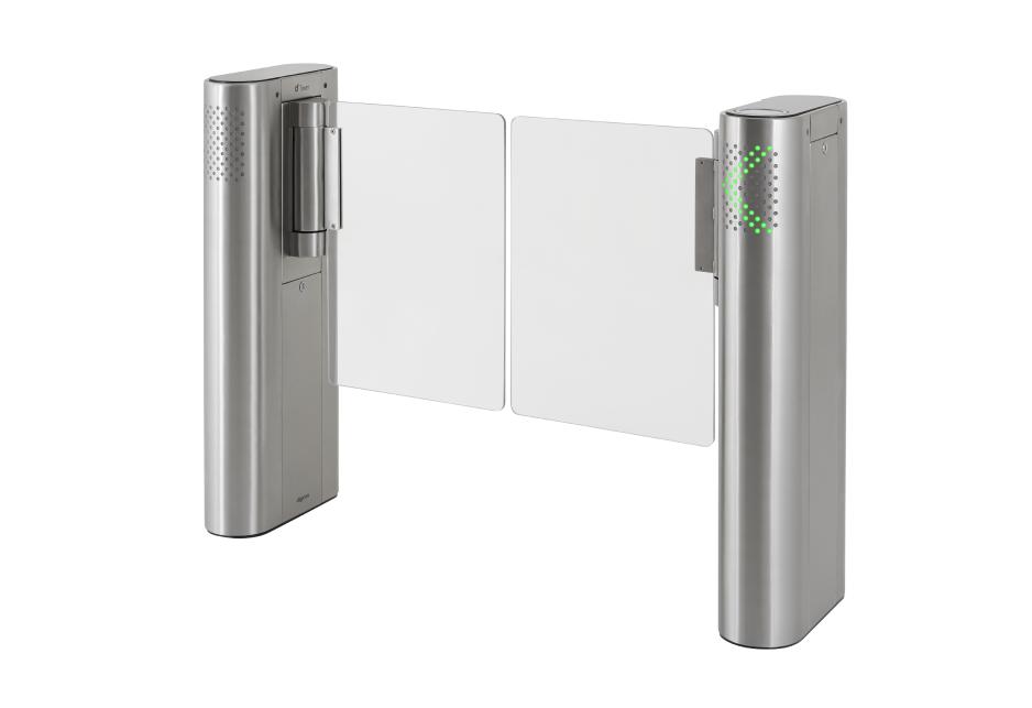 Imagem ilustrativa de controle de acesso de sistema eficaz para controlar o fluxo de pessoas e veículos, combinando hardwares e softwares customizados