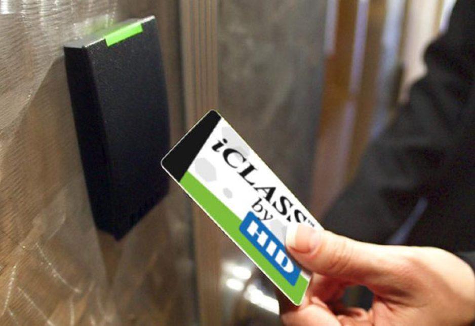 Imagem ilustrativa de cartão para controle de acesso de sistema eficaz para controlar o fluxo de pessoas e veículos