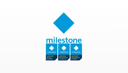 Imagem ilustrativa da Milestone, líder global em Video Management Software (VMS)
